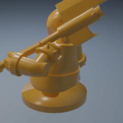 Download 3D model Warrior, D3D_Louis