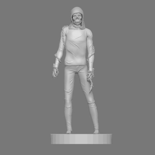 Download 3D printing models Figure, D3DLouis