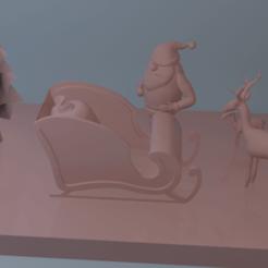 Download 3D printer files Christmas Ornament, D3D_Louis