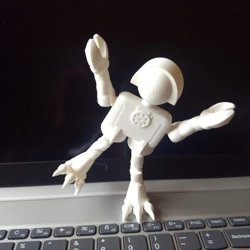 IMG_20200111_130453699.jpg Télécharger fichier STL gratuit Klicket Add-ons, Claws and Bones • Objet pour imprimante 3D, gotbits