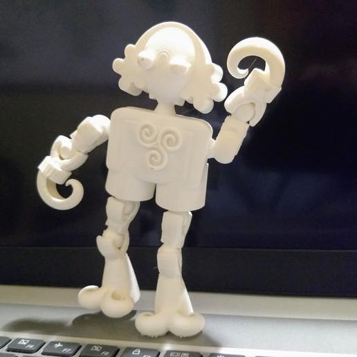 IMG_20200102_182614940.jpg Download free STL file Klicket v3.0 • 3D printer design, gotbits