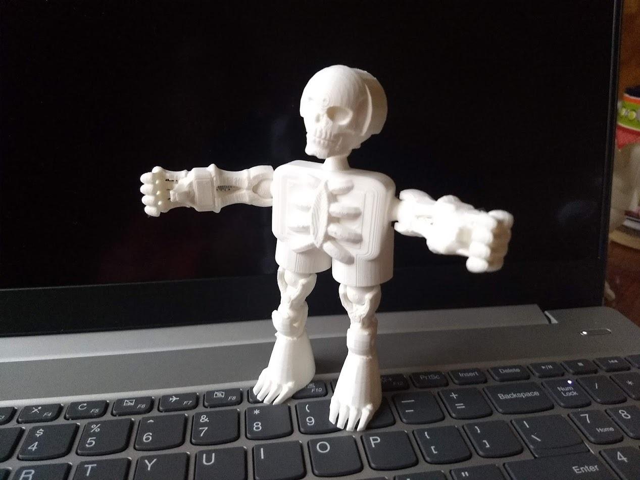 IMG_20200111_103638679.jpg Télécharger fichier STL gratuit Klicket v4 - Boney • Plan à imprimer en 3D, gotbits