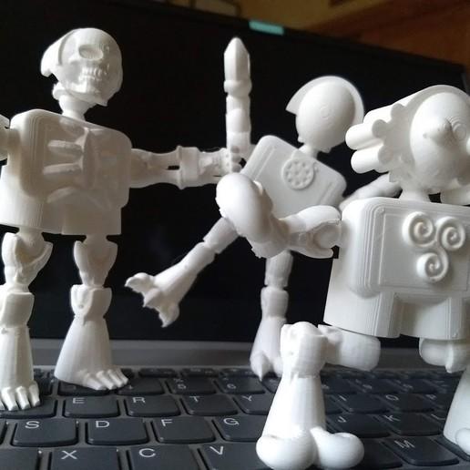 IMG_20200110_090501539.jpg Télécharger fichier STL gratuit Klicket Add-ons, Claws and Bones • Objet pour imprimante 3D, gotbits