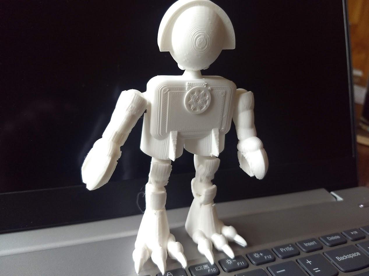 IMG_20200111_130522587.jpg Télécharger fichier STL gratuit Klicket Add-ons, Claws and Bones • Objet pour imprimante 3D, gotbits