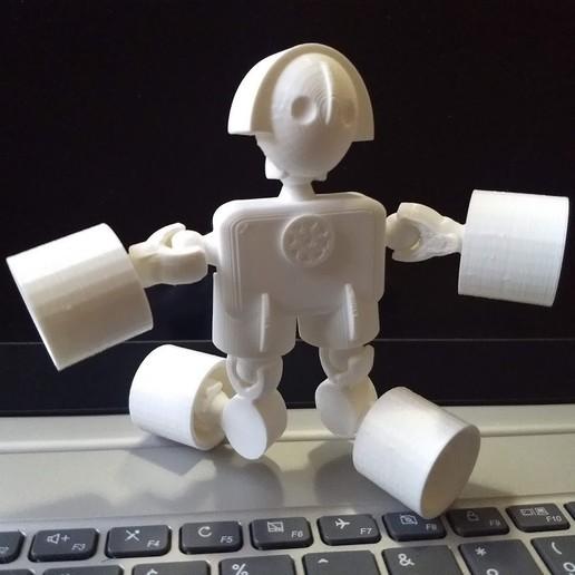 IMG_20200116_092153491.jpg Download free STL file Klicket Add-on - Wheeee Wheels! • Object to 3D print, gotbits
