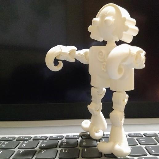 IMG_20200102_182204563.jpg Download free STL file Klicket v3.0 • 3D printer design, gotbits