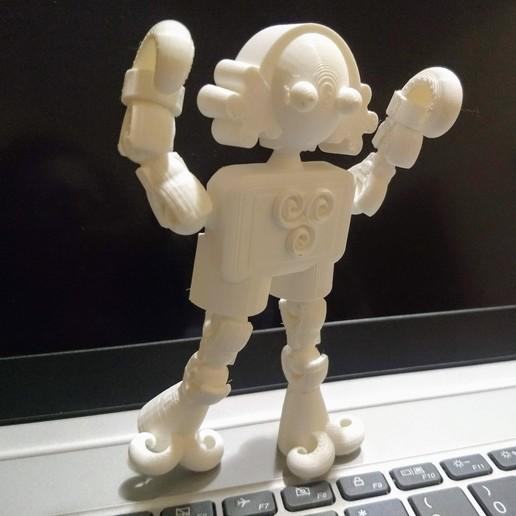 IMG_20200102_181955200.jpg Download free STL file Klicket v3.0 • 3D printer design, gotbits