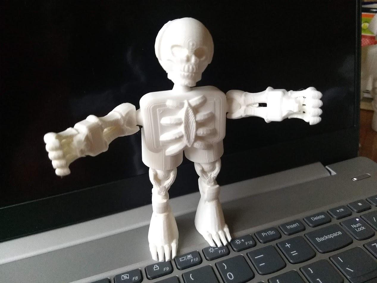 IMG_20200111_103627626.jpg Télécharger fichier STL gratuit Klicket v4 - Boney • Plan à imprimer en 3D, gotbits