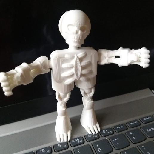 IMG_20200111_103627626.jpg Download free STL file Klicket v4 - Boney • 3D printer template, gotbits