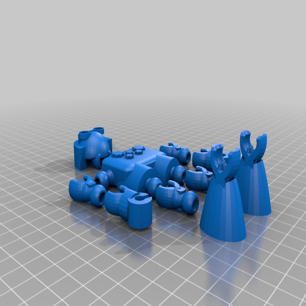Klicket_v1.png Télécharger fichier STL gratuit Klicket v1.0 • Objet pour impression 3D, gotbits