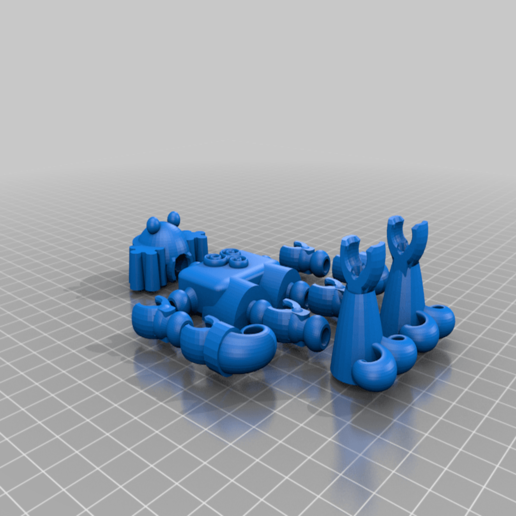 Klicket_v3.png Download free STL file Klicket v3.0 • 3D printer design, gotbits