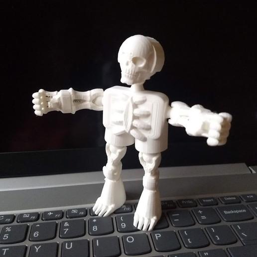IMG_20200111_103638679.jpg Télécharger fichier STL gratuit Klicket Add-ons, Claws and Bones • Objet pour imprimante 3D, gotbits