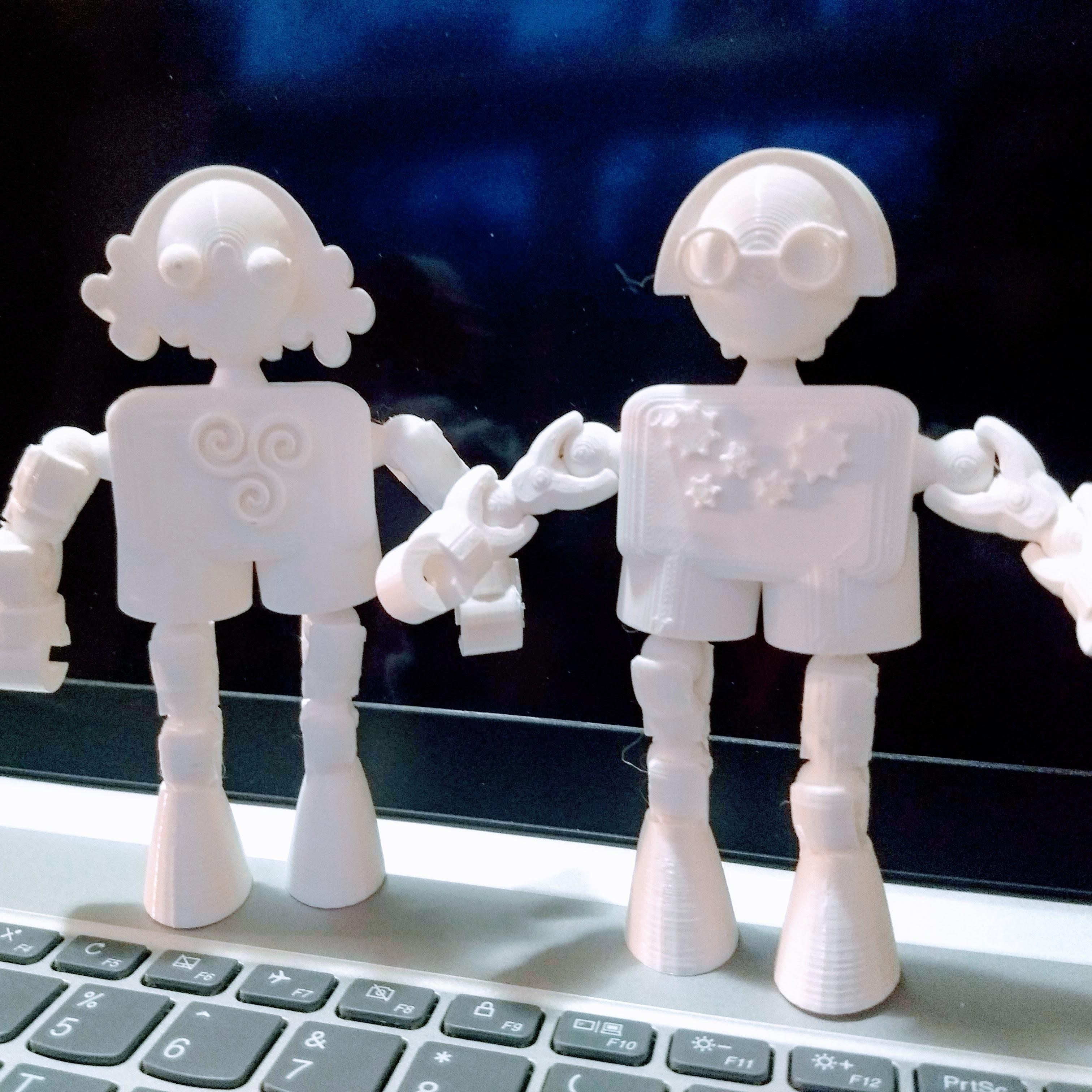 IMG_20191213_171628901.jpg Télécharger fichier STL gratuit Klicket v1.0 • Objet pour impression 3D, gotbits