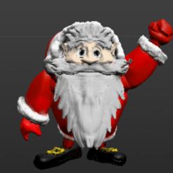 Descargar archivo 3D Santaclaus, alfoverme67