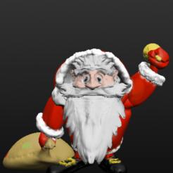Descargar modelos 3D Santaclaus 2 versión, alfoverme67
