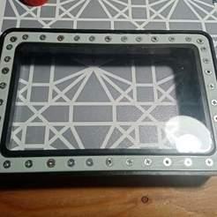 ljSldJHWSKA.jpg Download STL file Anycubic Photon Mono FEP film frame • 3D printer model, esamarev