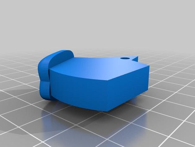 1168355a9ece14297e01127e30511e1b_preview_featured.jpg Télécharger fichier GCODE gratuit pistolet pneumatique à détente • Design pour imprimante 3D, franhabas