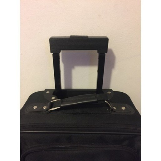 Download free STL Handle for travel suitcase, handle for travel, franhabas