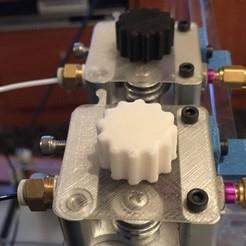 Download free 3D printer files bowden extruder cap, franhabas