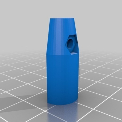 8561548cae5d659a700514033ee3f202_preview_featured.jpg Download free STL file Cnc cutter holder • 3D printer model, franhabas