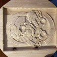 Télécharger fichier STL gratuit crâne avec pistons moto biker cnc art • Modèle à imprimer en 3D, franhabas
