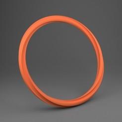Download 3D printer designs Fashion Bracelet 01, plb
