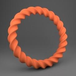 Download 3D printing designs Fashion Bracelet 05, plb