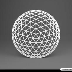 2002PLB008_Sous_verre_02_SPHERE.jpg Télécharger fichier STL Sous verre 02 - Trompe l'oeil – SPHERE • Objet pour impression 3D, Pix0pat