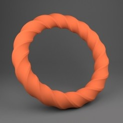 Download 3D printer files Fasion Bracelet 02, plb