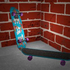 Descargar archivos 3D gratis Skateboard Sponge Bob, peluchitoanonimo