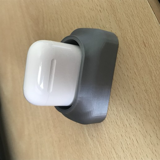 Download Free 3d Printing Designs Simple Airpods Support Cults