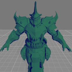 Download free STL file Hecarim of League of Legends • 3D printing template, Botmaker211
