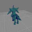 Download free 3D printer files Hecarim of League of Legends, Botmaker211