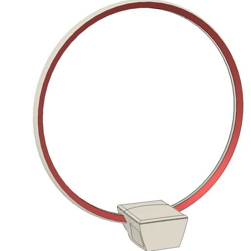 Lampara Mesada 1.png Télécharger fichier STL gratuit Lampe - Circulaire LED - Circulaire • Design pour impression 3D, JDF89