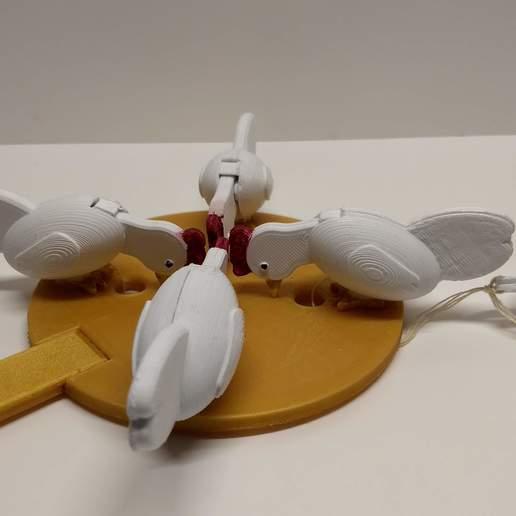 IMG_20191020_171329176.jpg Télécharger fichier STL gratuit Jouet à cueillir les poulets • Modèle à imprimer en 3D, EL3D