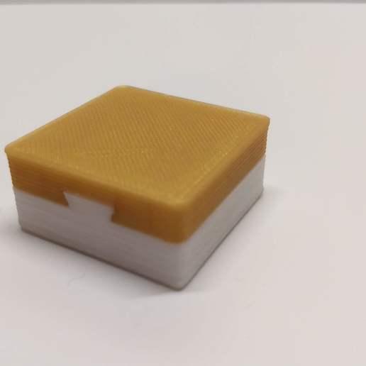 IMG_20191103_175857452.jpg Download free STL file Small Puzzle Box • 3D printer object, EL3D