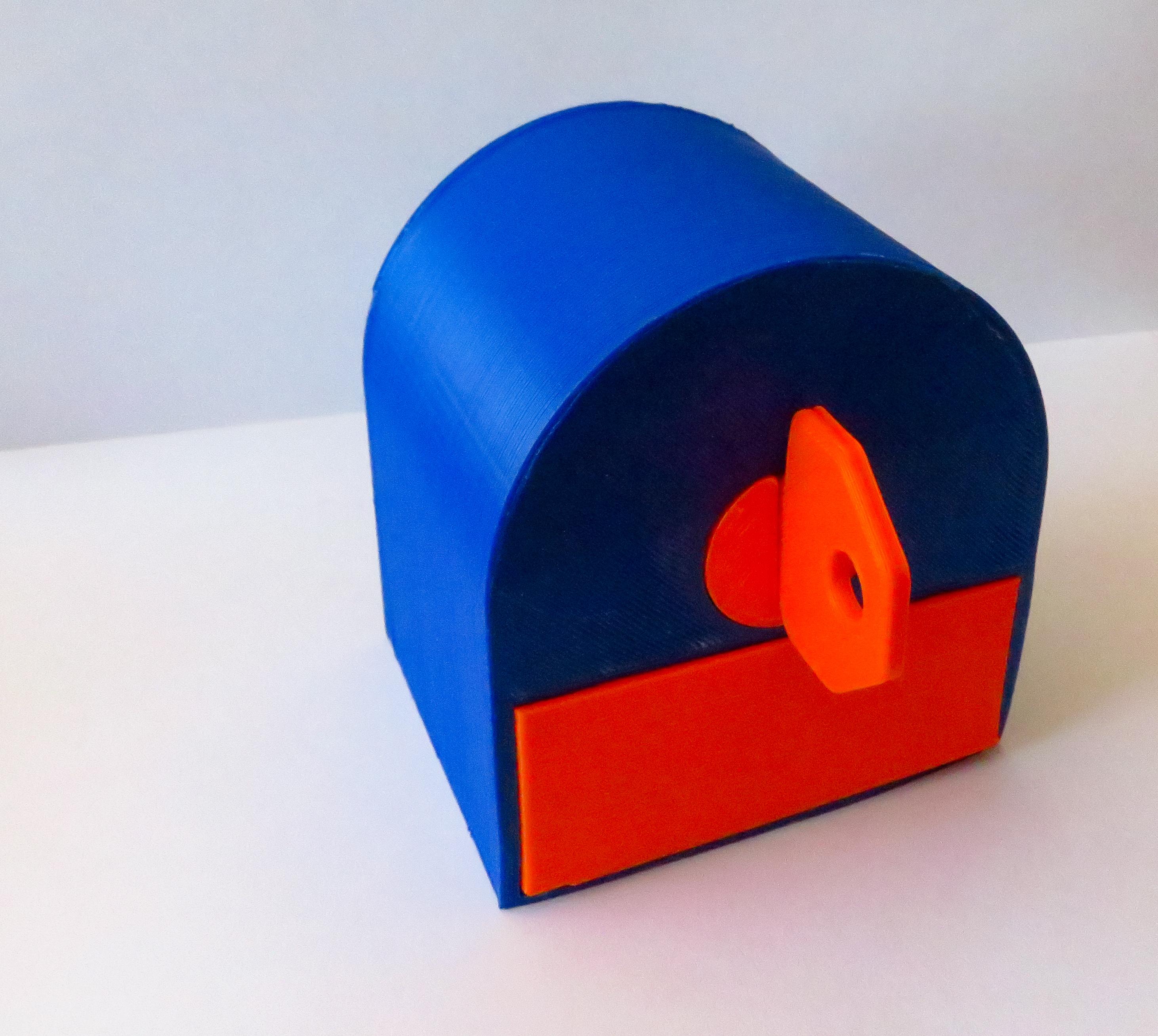 IMG_8505.jpg Download free STL file 3D printed lock • 3D printer design, EL3D