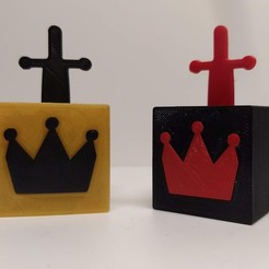Download free 3D printer files King Arthurs Puzzle, EL3D