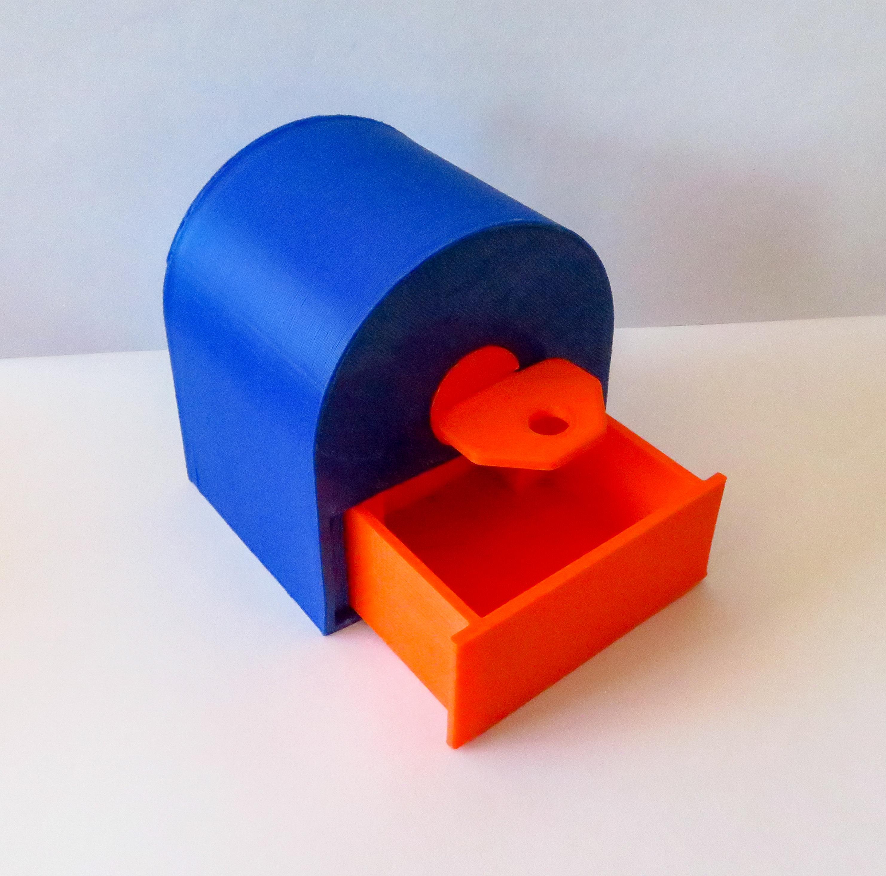 IMG_8511.jpg Download free STL file 3D printed lock • 3D printer design, EL3D