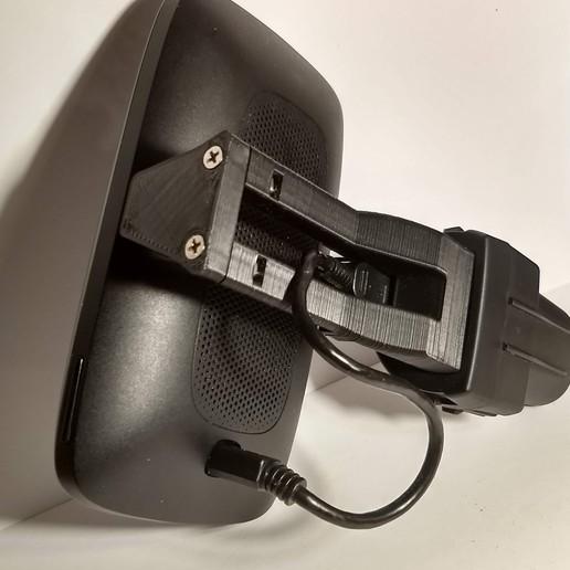 Télécharger plan imprimante 3D gatuit Porte-satnav, EL3D