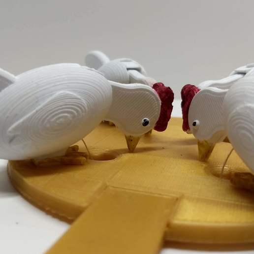 IMG_20191020_171408679.jpg Télécharger fichier STL gratuit Jouet à cueillir les poulets • Modèle à imprimer en 3D, EL3D