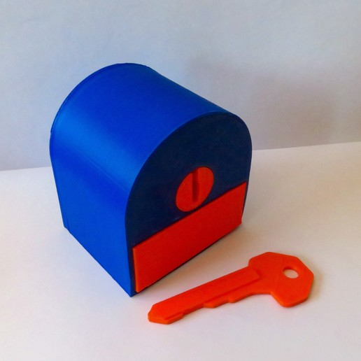 IMG_8507.jpg Download free STL file 3D printed lock • 3D printer design, EL3D