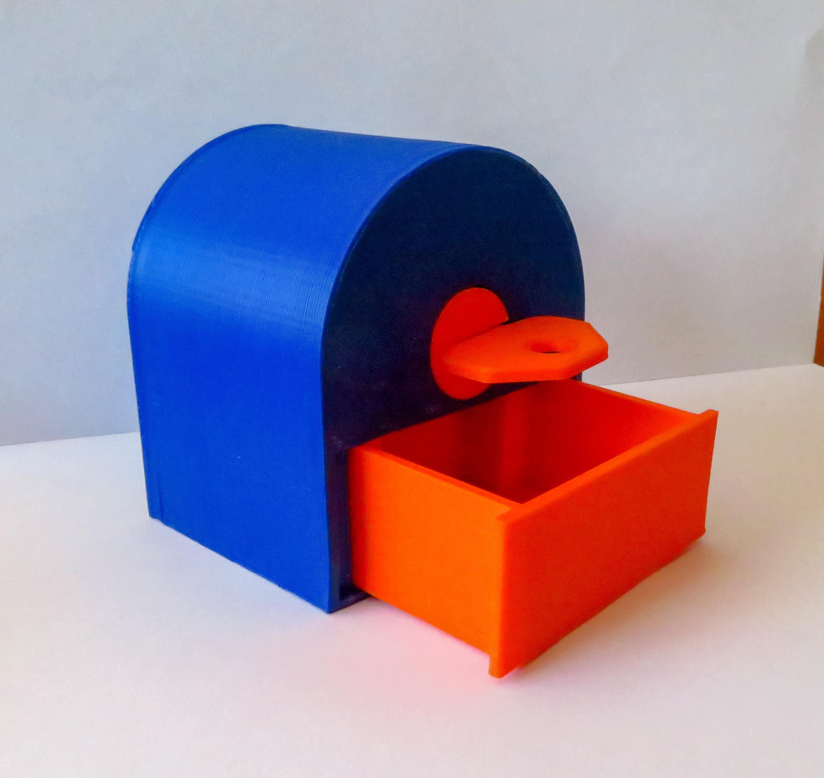 IMG_8515.jpg Download free STL file 3D printed lock • 3D printer design, EL3D