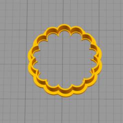 Download 3D printer files Escarapela cutter cookie, pablorusso88