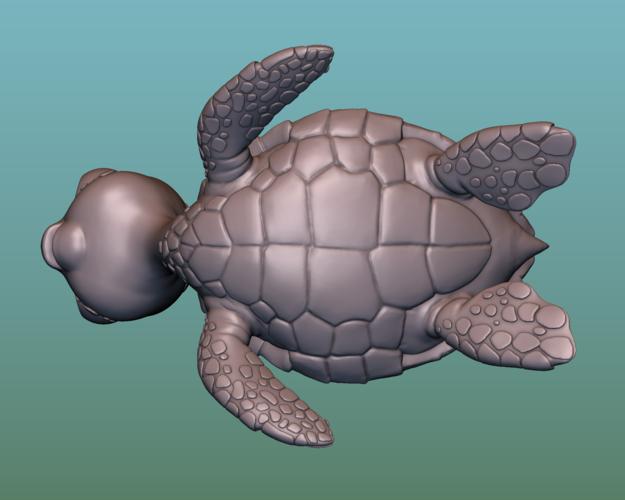 "container_turtle-sea-turtle-cartoon-3d-printing-166056.png Télécharger fichier OBJ gratuit TORTUE ""SEA FINDING NEMO MOVIE SQUIRT"" • Design imprimable en 3D, soriana3320"