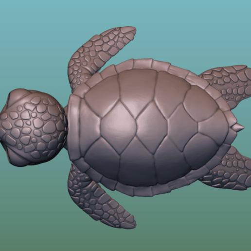 "container_turtle-sea-turtle-cartoon-3d-printing-166055.png Télécharger fichier OBJ gratuit TORTUE ""SEA FINDING NEMO MOVIE SQUIRT"" • Design imprimable en 3D, soriana3320"