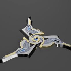 Descargar diseños 3D gratis Hikou Stars (Marco de guerra), CptAwesome
