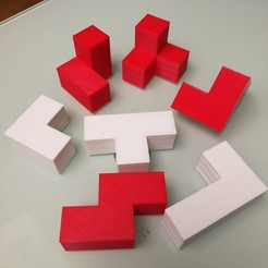 Download free STL file Easy Puzzle Cube • Object to 3D print, 3d_dd_printing
