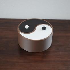 Descargar modelos 3D gratis Caja de Yin-Yang, 3d_dd_printing