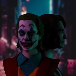 04.jpg Download OBJ file Joker-Joaquin Phoenix • 3D printing model, Proyect3DPro